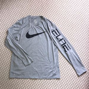 Nike Shirts - Great NIKE dri-fit long sleeve shirt!